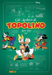ARCHIVI DI TOPOLINO - ANNO DUE 1950