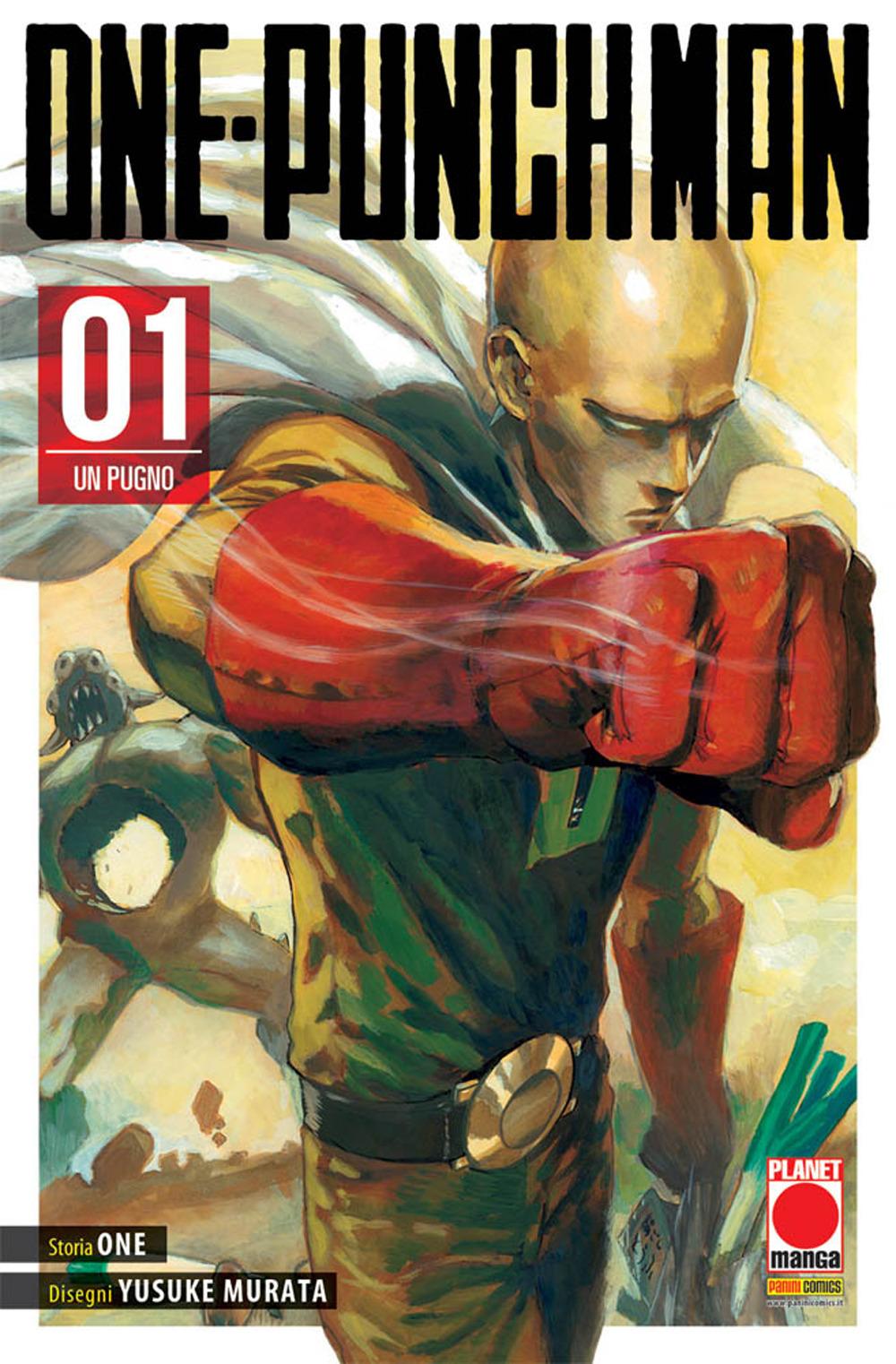 One-Punch Man. Vol. 1: Un pugno