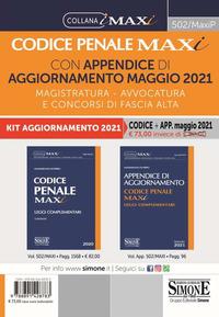 CODICE PENALE 2020 MAXI LEGGI COMPLEMENTARI di DI PIRRO MASSIMILIANO
