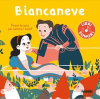 BIANCANEVE - LIBRI SONORI