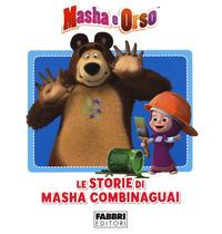 MASHA E ORSO - LE STORIE DI MASHA COMBINAGUAI