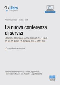 NUOVA CONFERENZA DI SERVIZI di CIMELLARO A. - FERRUTI A.