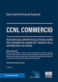 CCNL COMMERCIO - TESTO UNICO DEL CONTRATTO COLLETTIVO DEL LAVORO di ZANIN STER & AVV....