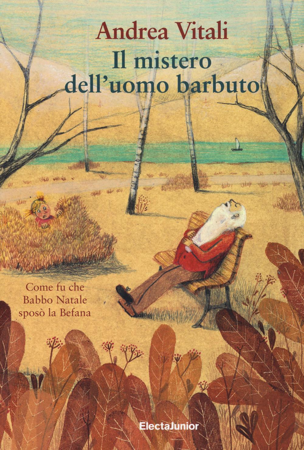 MISTERO DELL'UOMO BARBUTO (IL) - 9788891813961