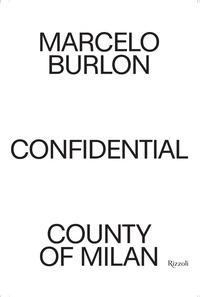 CONFIDENTIAL MARCELO BURLON COUNTY OF MILAN di FLACCAVENTO ANGELO