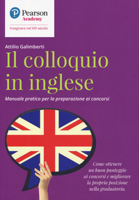 COLLOQUIO IN INGLESE di GALIMBERTI ATTILIO