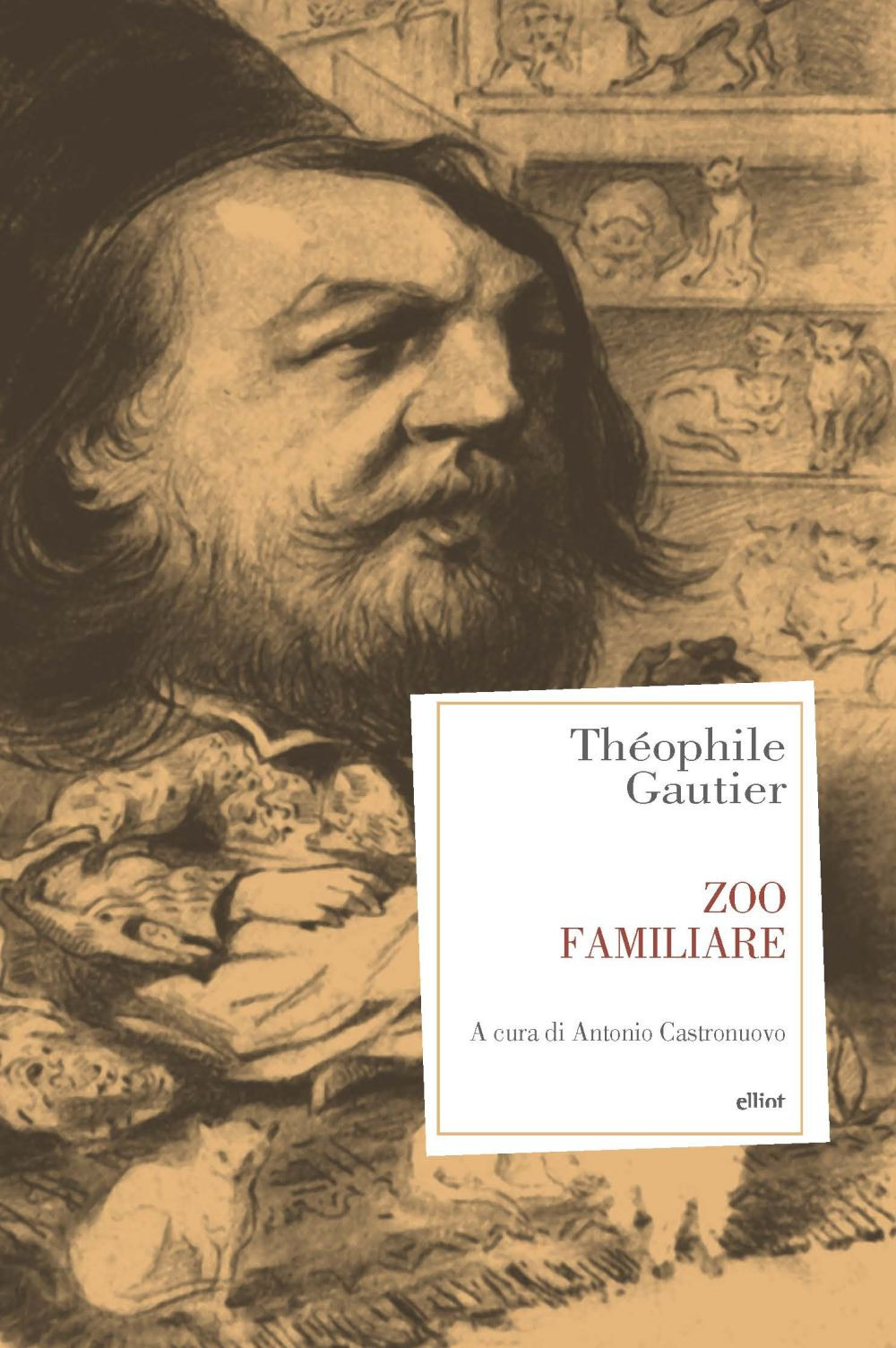 ZOO FAMILIARE - Gautier Théophile - 9788892760110