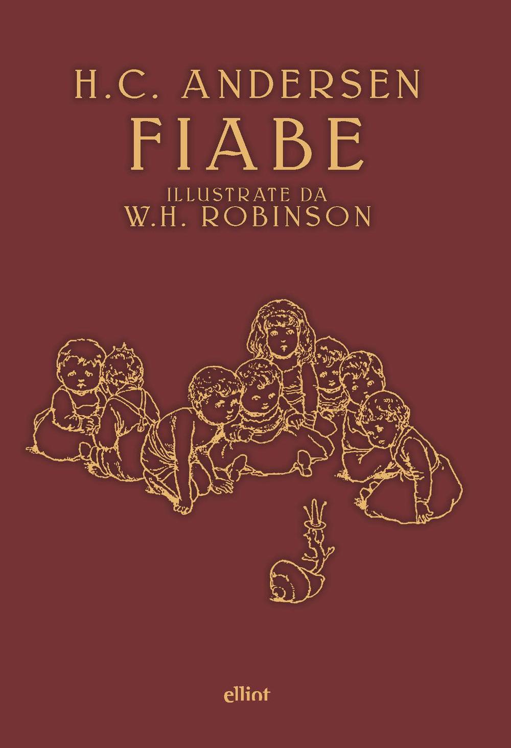 FIABE - 9788892760240