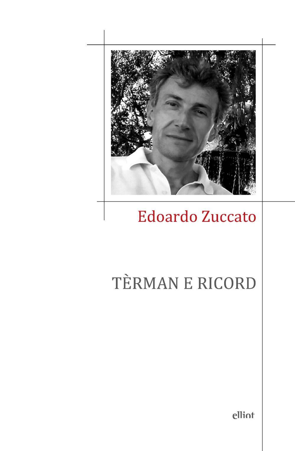 TERMAN E RICORD - Zuccato Edoardo - 9788892760509