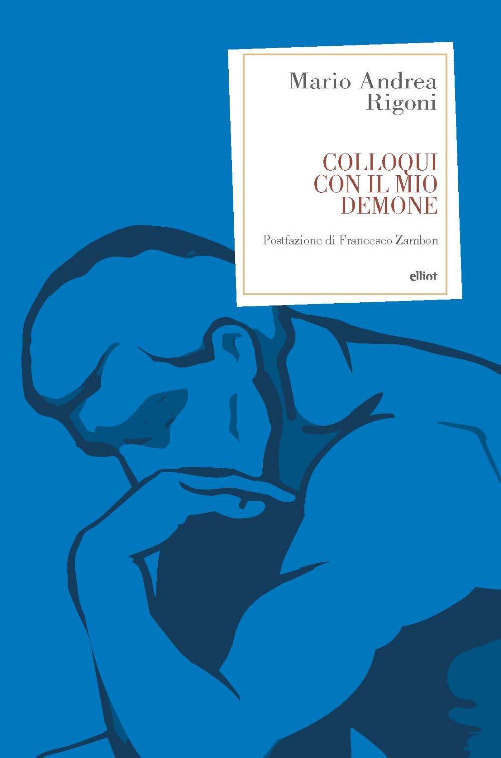 COLLOQUI CON IL MIO DEMONE - 9788892760554