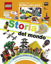 STORIA DEL MONDO - LEGO CON COSTRUZIONI