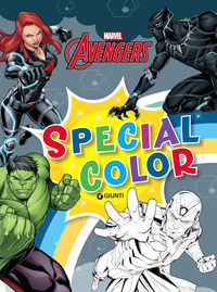 AVENGERS SPECIAL COLOR