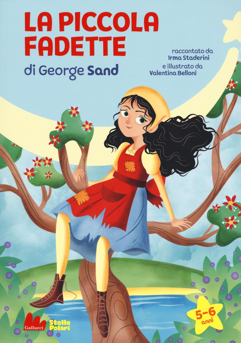 La piccola Fadette di George Sand. Ediz. a caratteri grandi