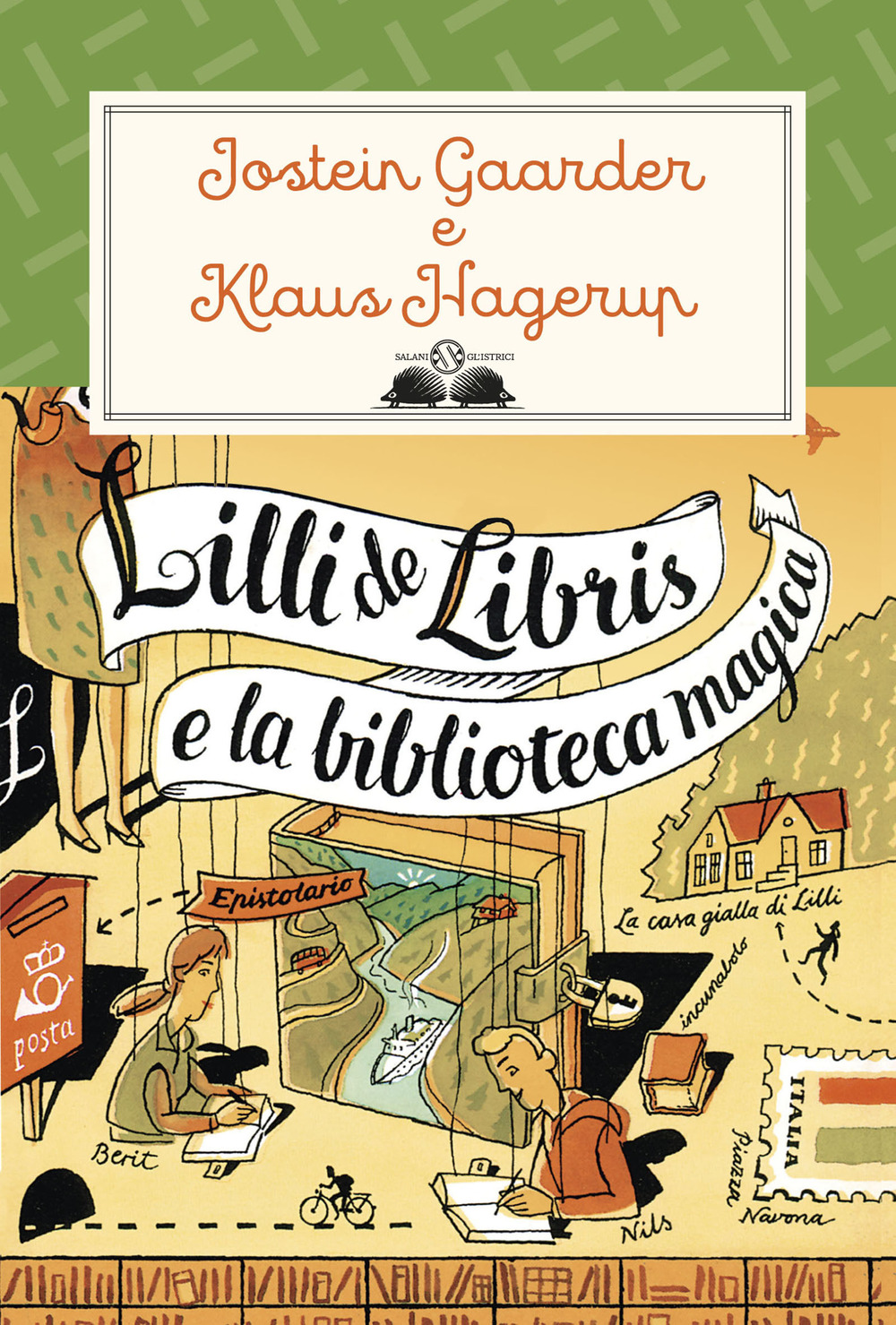Lilli de Libris e la biblioteca magica. Nuova ediz.