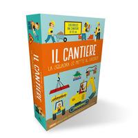 CANTIERE - LA SQUADRA SI METTE AL LAVORO di SULLY KATHERINE