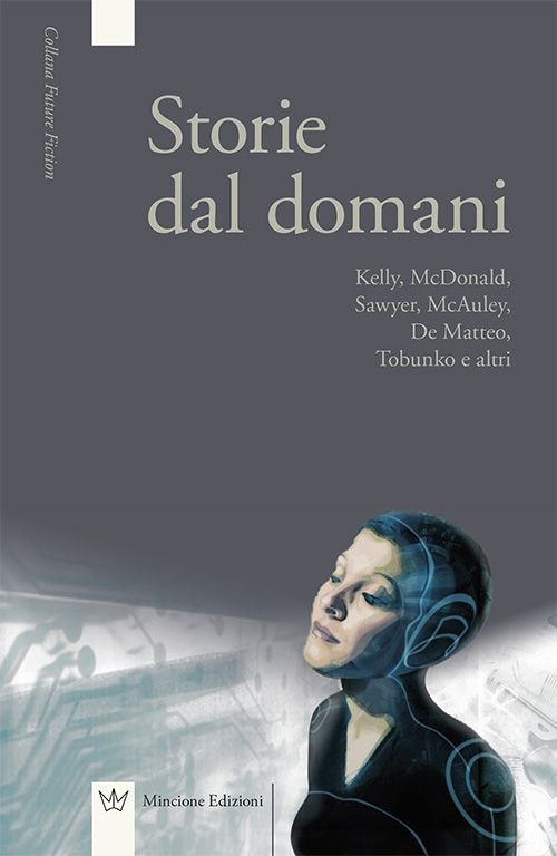 STORIE DEL DOMANI - 9788894050899