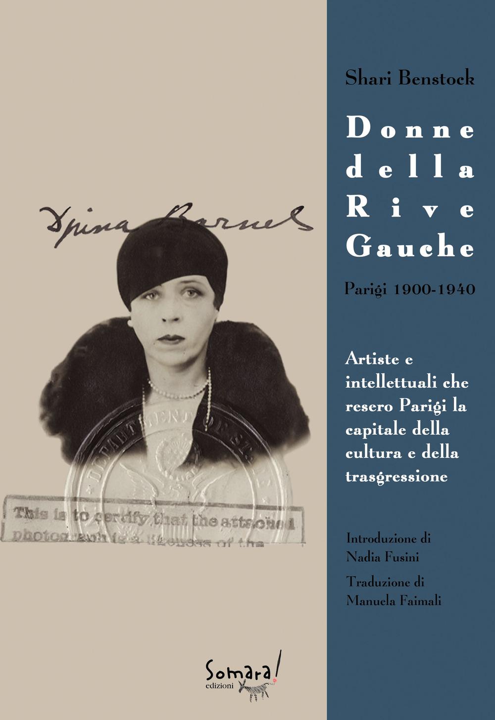 Donne della Rive Gauche. Parigi 1900-1940