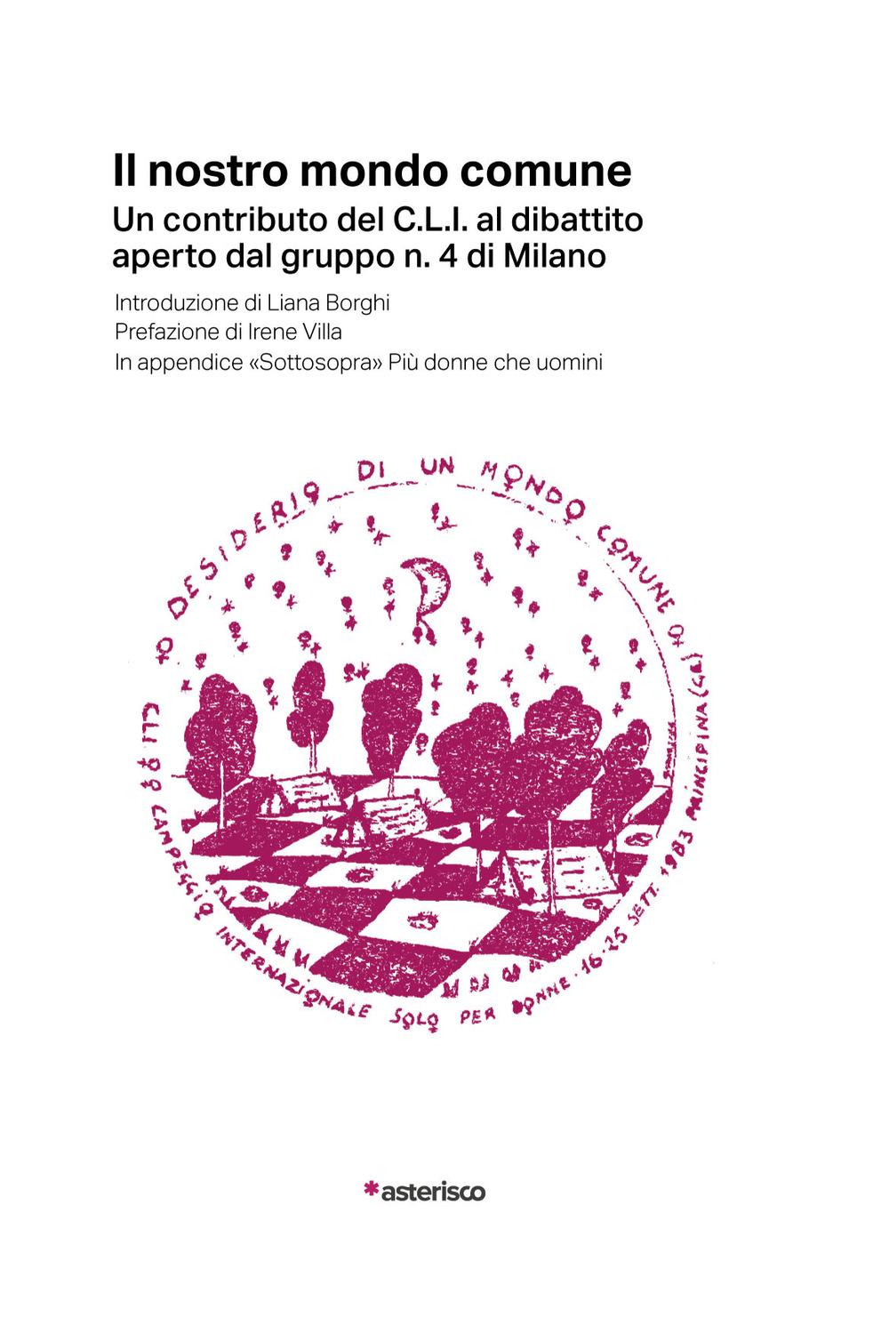 Il nostro mondo comune. Un contributo del C.L.I. al dibattito aperto dal gruppo n. 4 di Milano