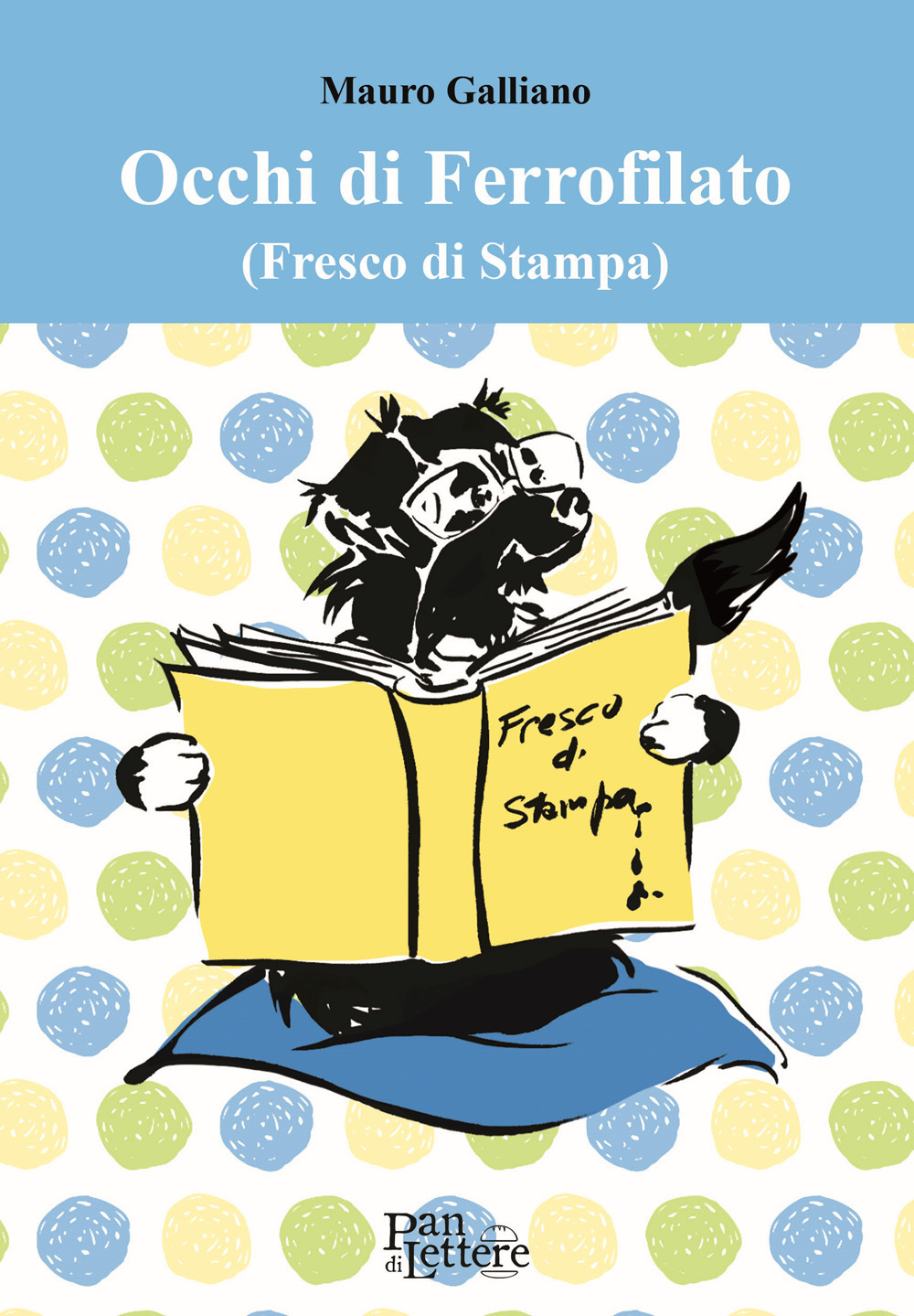 OCCHI DI FERROFILATO (FRESCO DI STAMPA) - 9788894560411