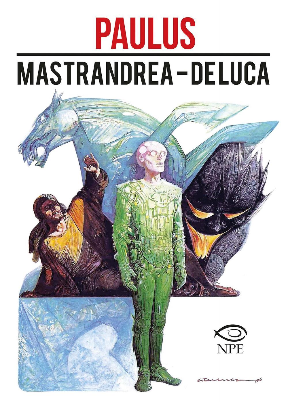 PAULUS - De Luca Gianni; Mastrandrea Tommaso - 9788894818383