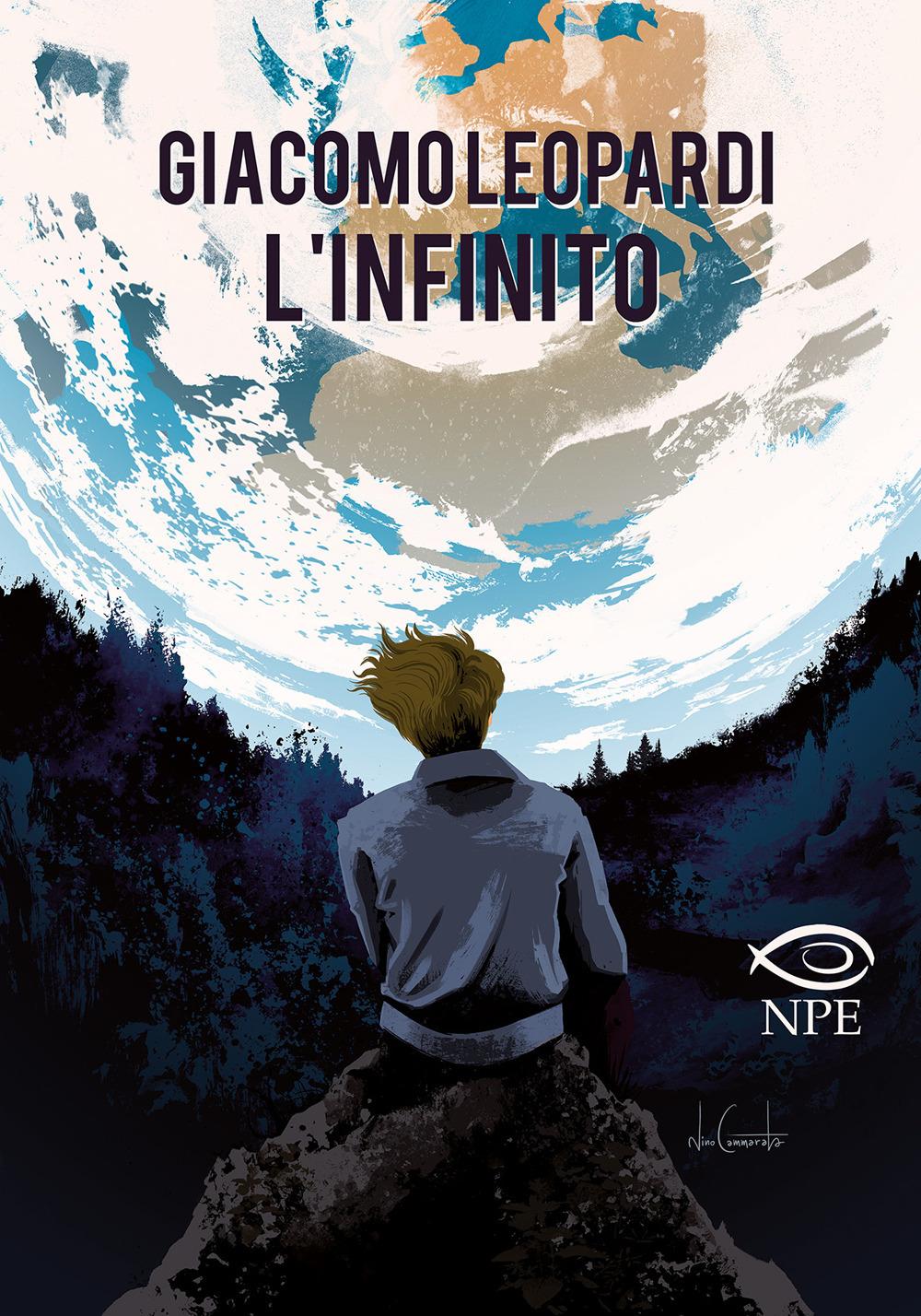 GIACOMO LEOPARDI: L'INFINITO - 9788894818918