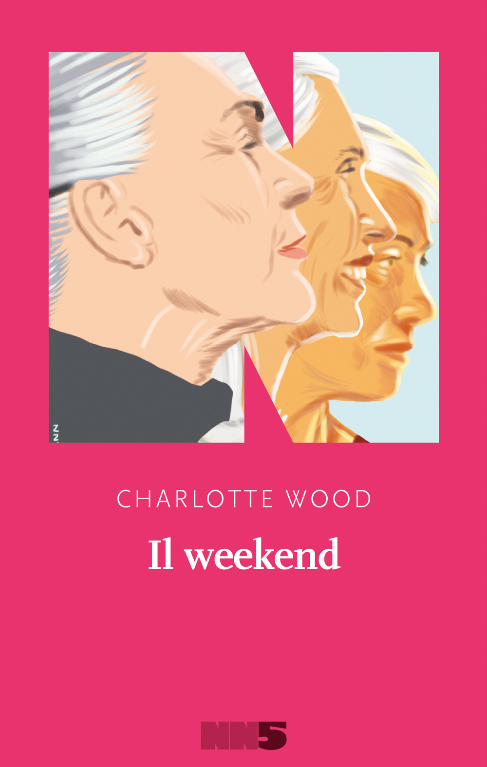 WEEKEND (IL) - Wood Charlotte - 9788894938814
