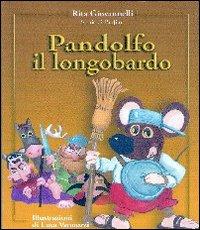 PANDOLFO IL LONGOBARDO - 9788896361016