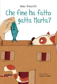 CHE FINE HA FATTO GATTA MARTA ? di VIVARELLI ANNA