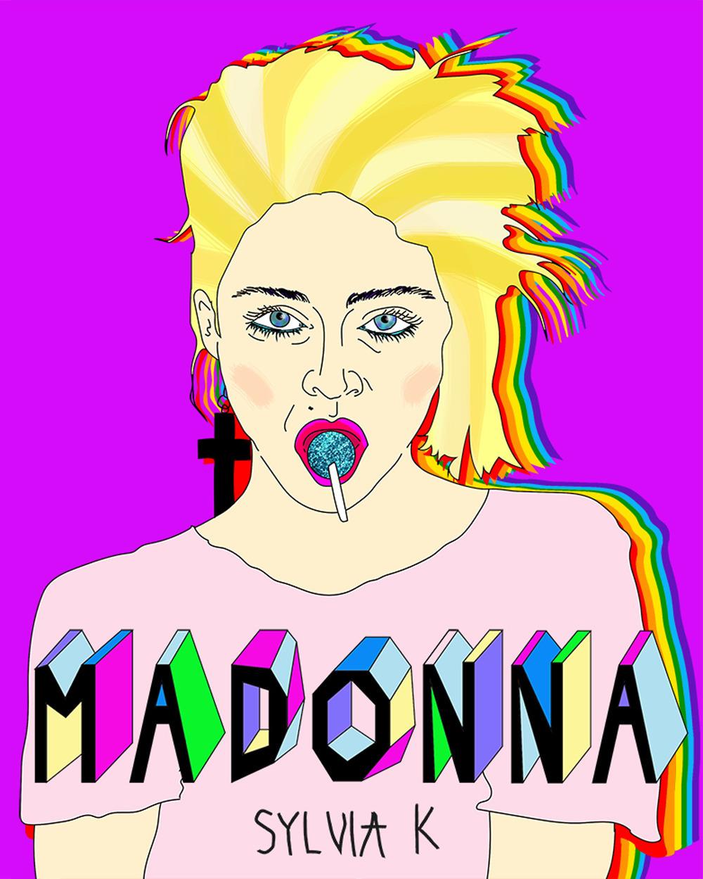 Madonna. Vita di Madonna