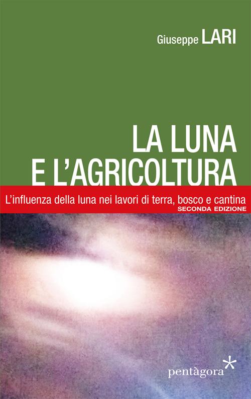La luna e l'agricoltura. L'influenza della luna nei lavori di terra, bosco e cantina