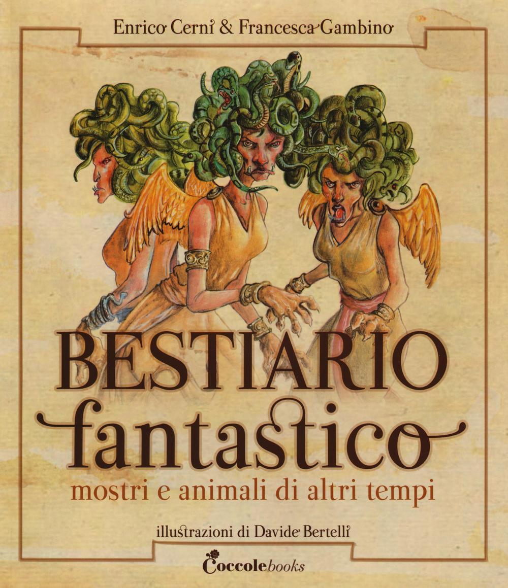 BESTIARIO FANTASTICO - 9788898346639