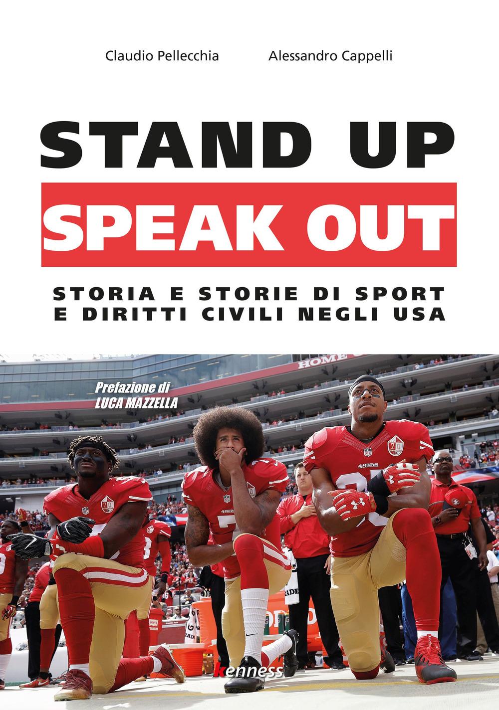 Stand up, speak out. Storia e storie di sport e diritti civili negli USA