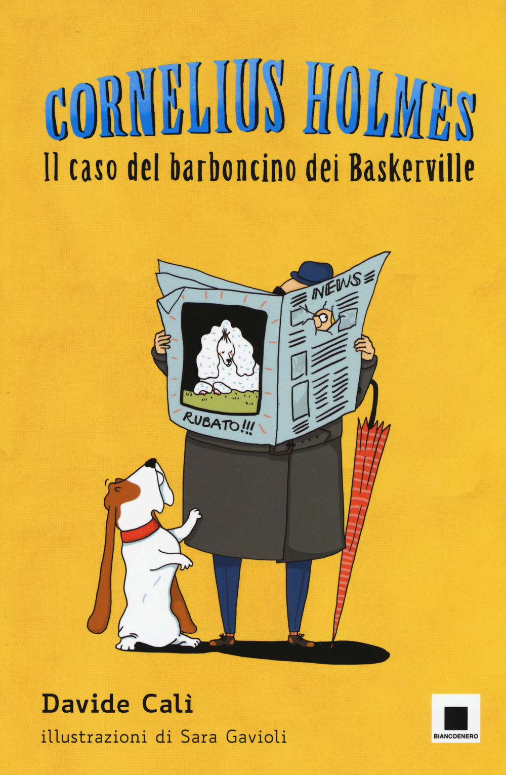 Il caso del barboncino dei Baskerville. Cornelius Holmes . Ediz. a colori