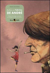Copertina del Libro: Ballata per Fabrizio De Andrè