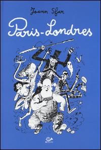 PARIS LONDRES di SFAR JOANN