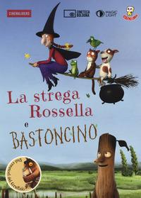STREGA ROSSELLA + BASTONCINO - DVD