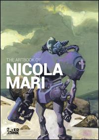 THE ARTBOOK OF NICOLA MARI