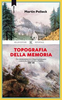 TOPOGRAFIA DELLA MEMORIA - UN AMMONIMENTO IMPRESSIONANTE CONTRO LA RIMOZIONE E L'OBLIO...