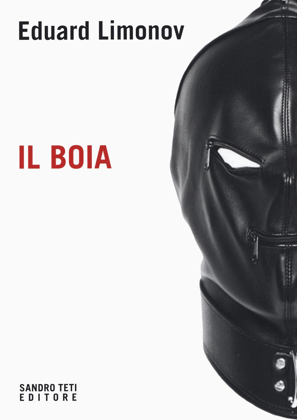 Il boia - 9788899918705