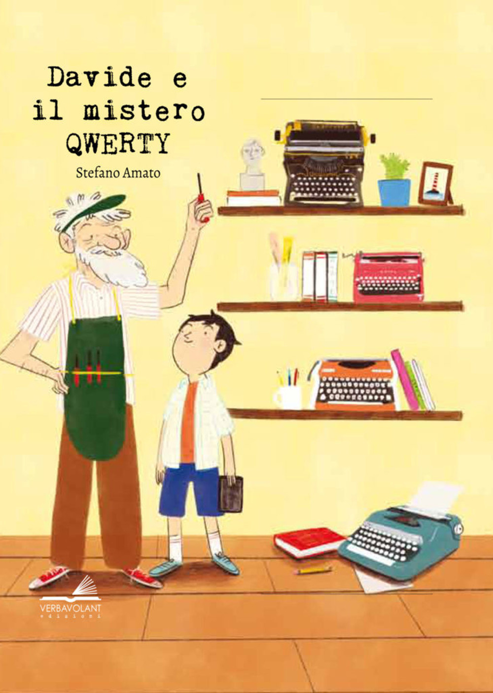 DAVIDE E IL MISTERO QWERTY - 9788899931223