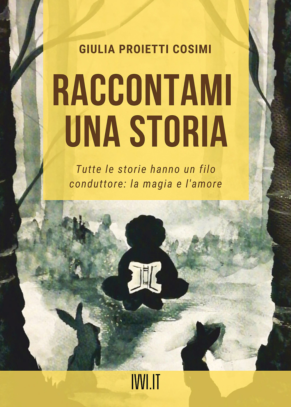 RACCONTAMI UNA STORIA - Proietti Cosimi Giulia - 9791280012296