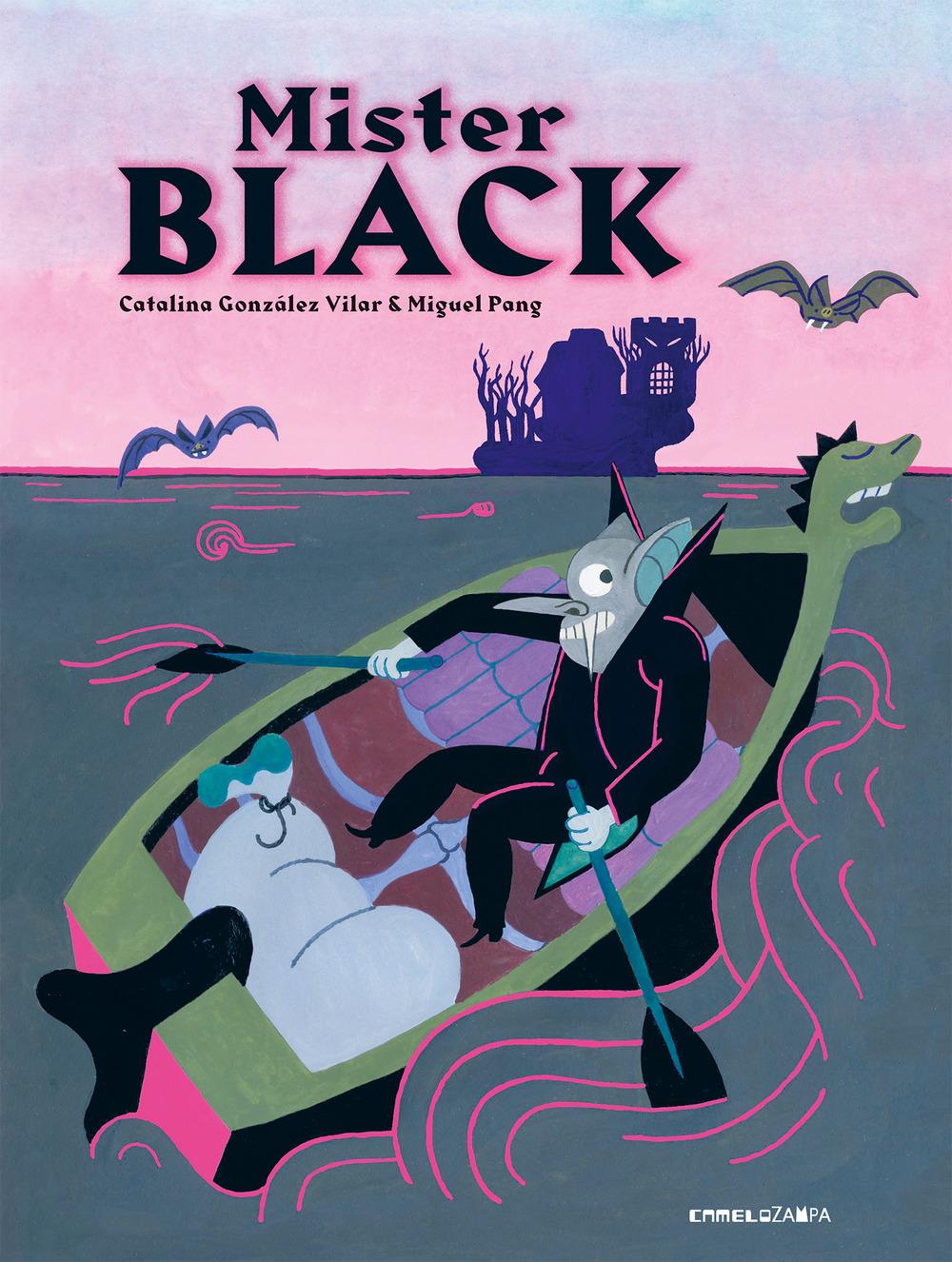Mister Black. Ediz. a colori