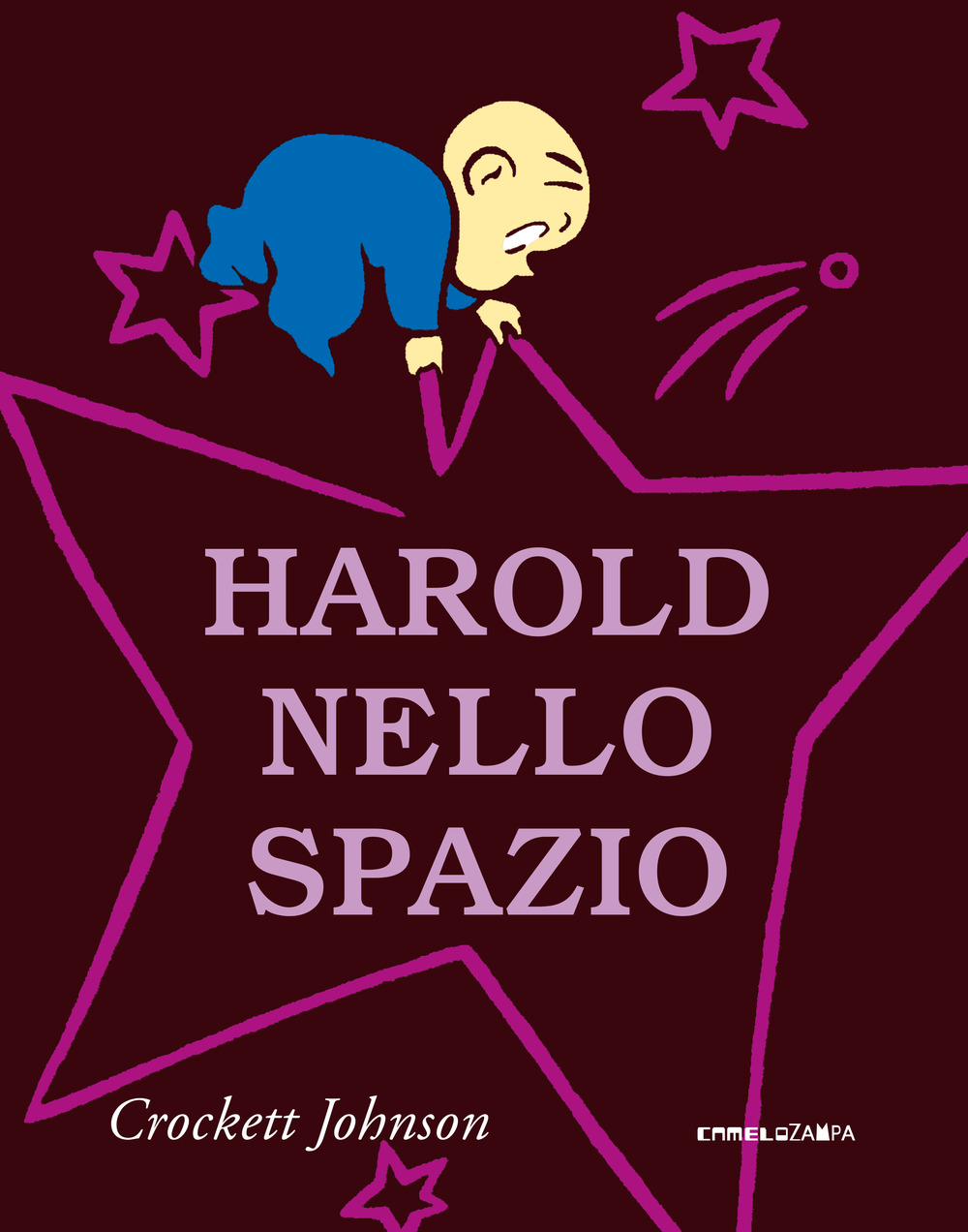 Harold nello spazio. Ediz. a colori